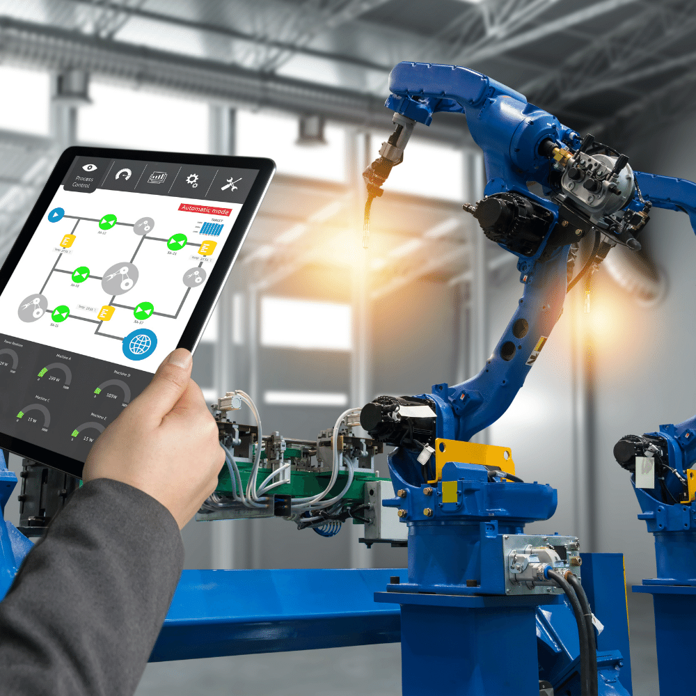 IoT Monitoring for Industries