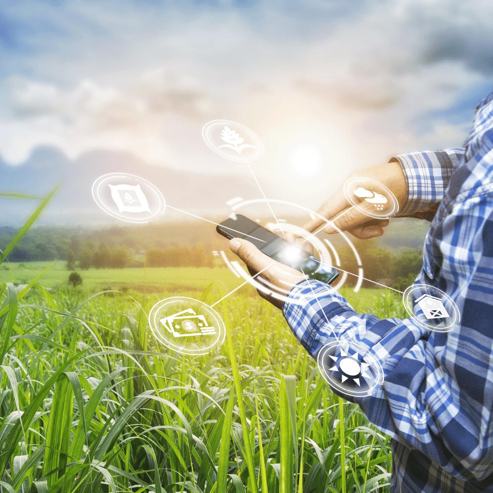 Revolutionize agriculture